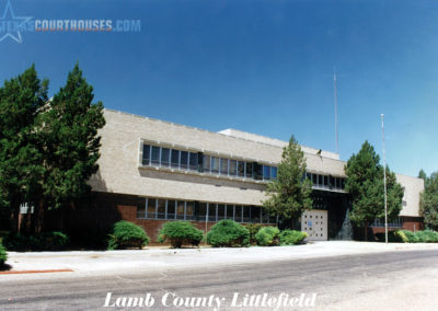 Lamb County Courthouse