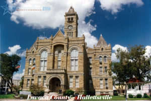 Lavaca County Courthouse