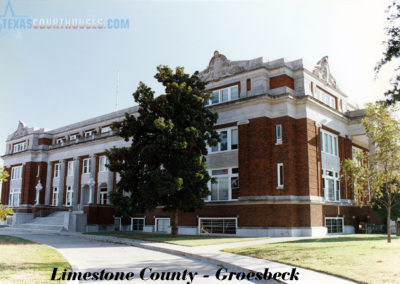 Limestone County Courthouse