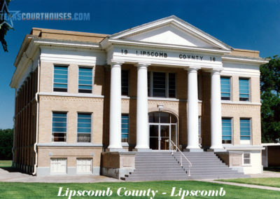 Lipscomb County Courthouse