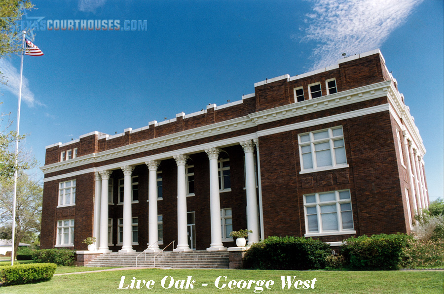 Live Oak County Courthouse