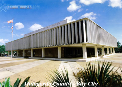 Matagorda County Courthouse