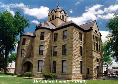 McCullough County Courthouse