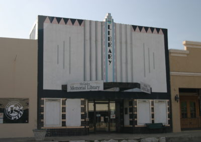 McGregor Library Theater 2