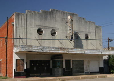 McGregor Texas Theater 3