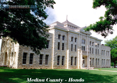 Medina County Courthouse