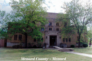 Menard County Courthouse