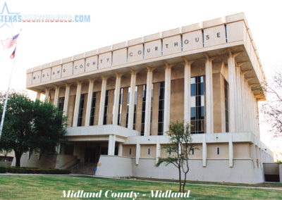Midland County Courthouse