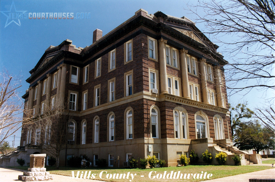 Mills County Courthouse