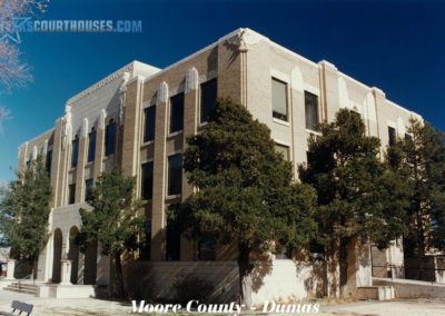Moore County Courthouse