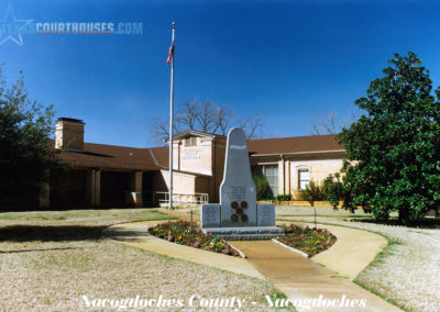 Nacogadoches County Courthouse