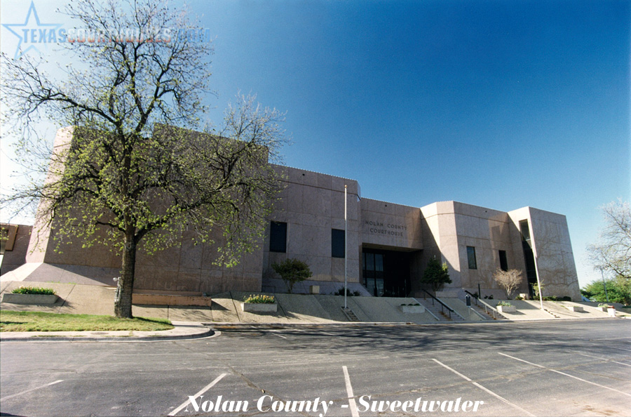 Nolan County Courthouse
