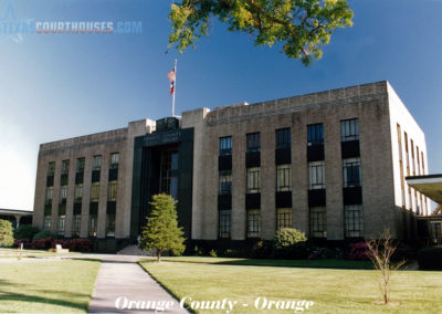 Orange County Courthouse