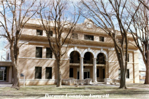 Parmer County Courthouse