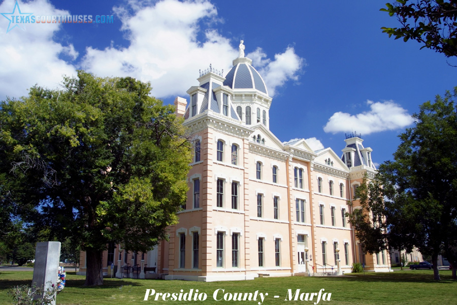 Presidio County Courthouse