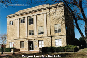 Reagan County Courthouse
