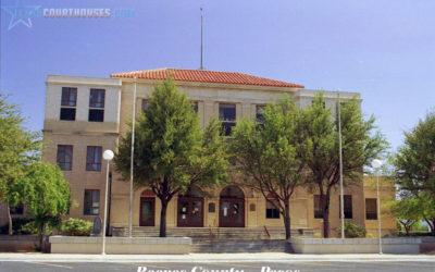 Polk County Courthouse - TexasCourtHouses com