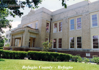 Refugio County Courthouse