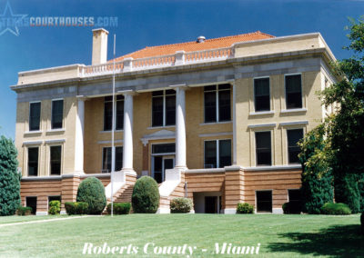 Roberts County Courthouse