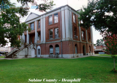 Sabine County Courthouse