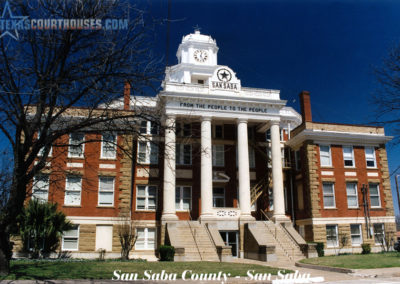 San Saba County Courthouse