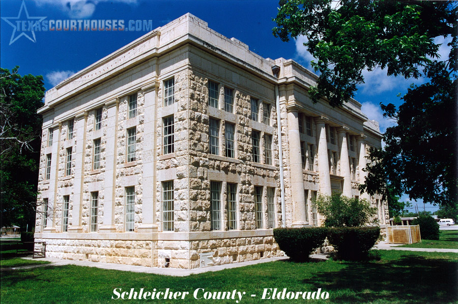 Schleicher County Courthouse