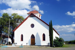 St Joseph's Catholic Church- Fort Davis