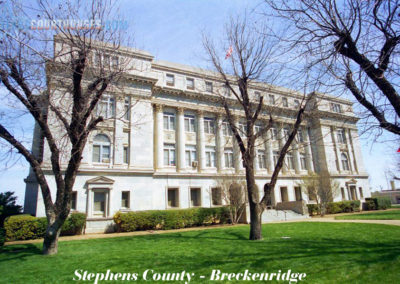 Stephens County Courthouse