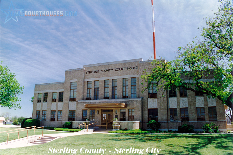 Sterling County Courthouse