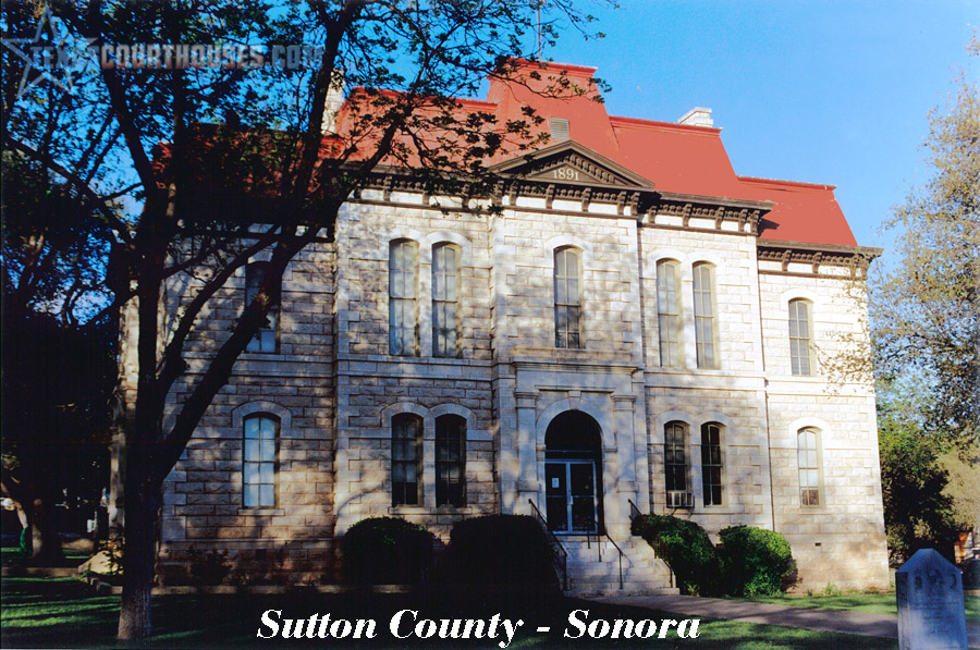 Sutton County Courthouse