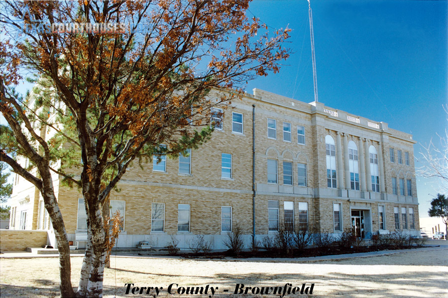 Terry County Courthouse