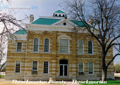Throckmorton County Courthouse