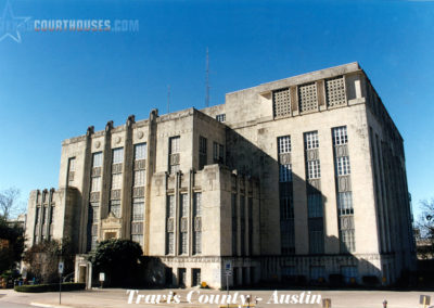 Travis County Courthouse