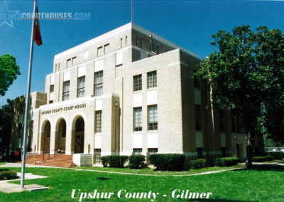 Upshur County Courthouse