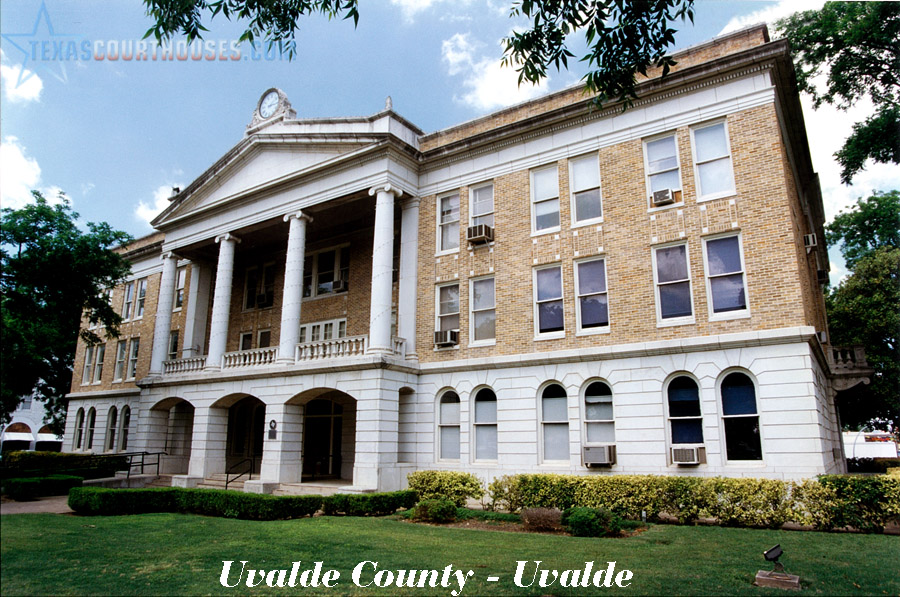 Uvalde County Courthouse