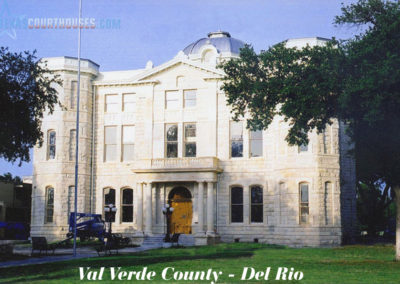 Val Verde County Courthouse