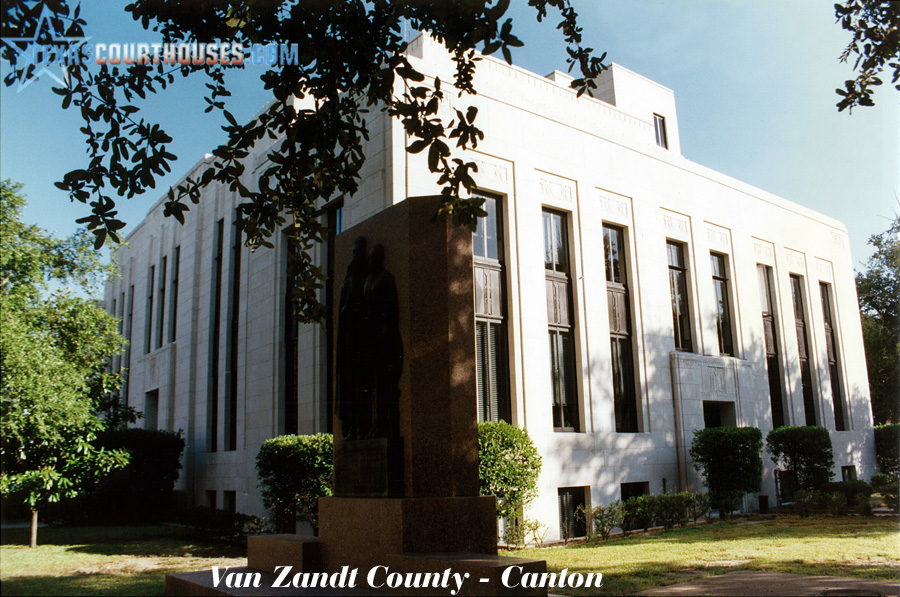 Van Zandt County Courthouse