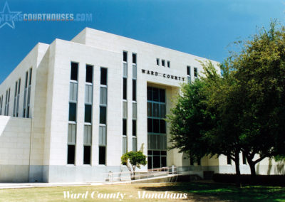 Ward County Courthouse