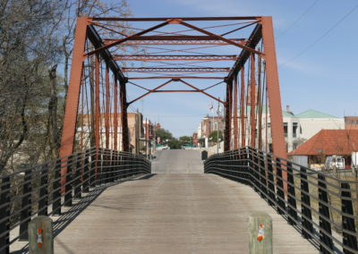 Waxahachie Rogers St Bridge 2