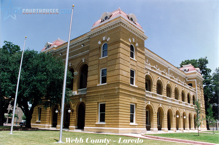 Webb County Courthouse