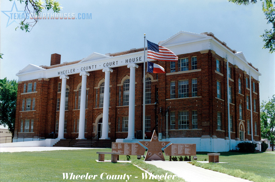 Wheeler County Courthouse