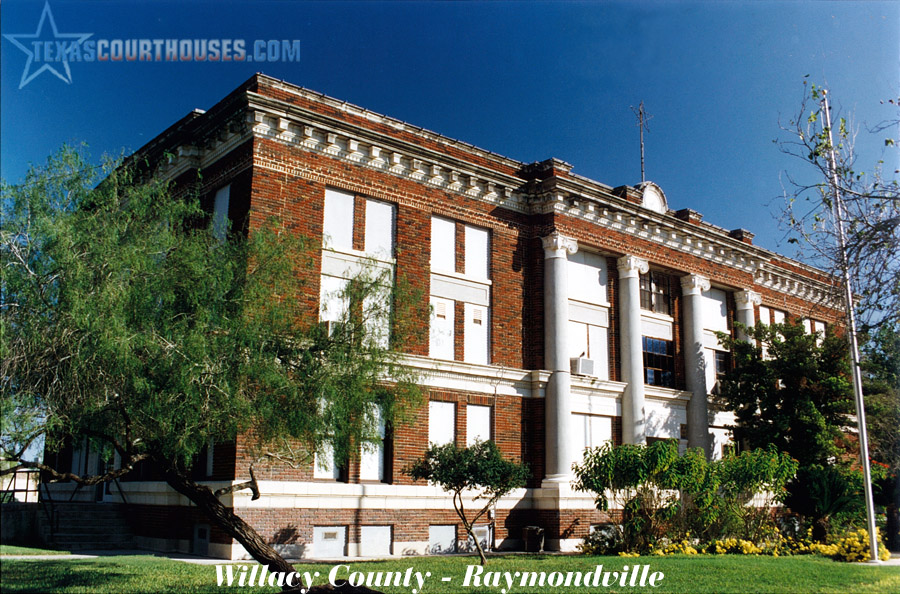Willacy County Courthouse
