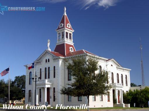 A Texas Courthouse