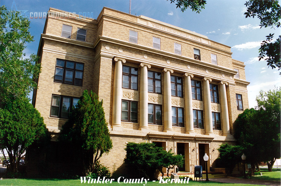 Winkler County Courthouse