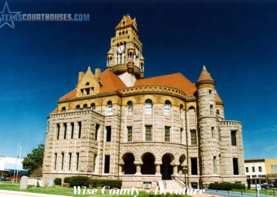 Wise County Courthouse