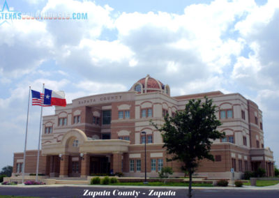 Zapata County Courthouse