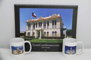 Products from Texas Courthouses