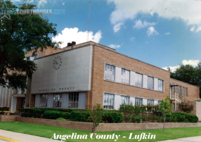 Angelina County Courthouse
