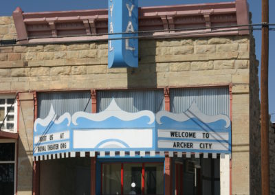 Archer City Theater 2