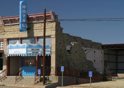 Archer City Theater 3